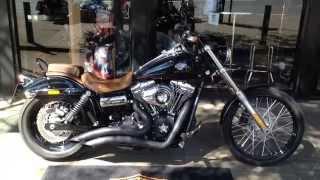 3. 2010 HARLEY-DAVIDSON DYNA WIDE GLIDE FXDWG @ West Coast Harley-Davidson, Glasgow, Scotland