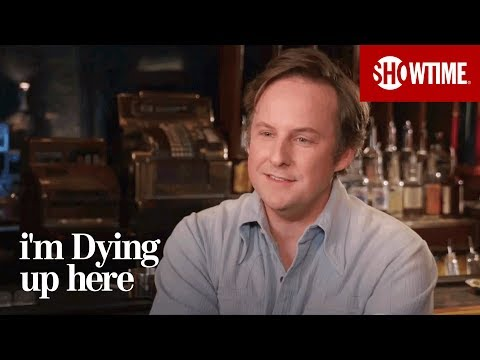 Stephen Guarino on Sully | I'm Dying Up Here | Season 1