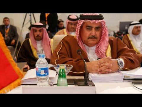"""البحرين تتهم قطر بالسعي إلى """"تصعيد عسكري"""" عبر """"جلبها للجيوش الأجنبية"""""""