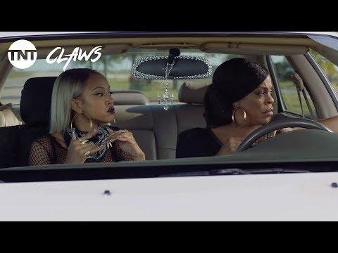 Claws: Polly's One Woman Heist - Season 1, Ep. 5 [CLIP] | TNT