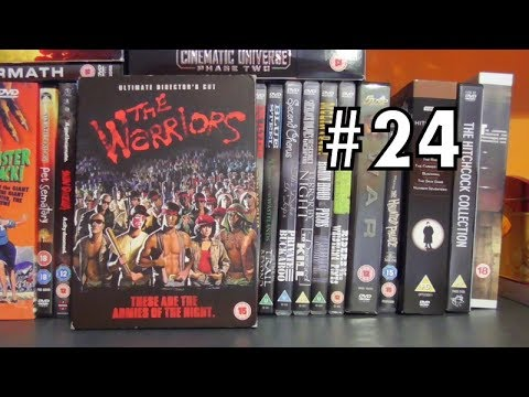 THE DVD HAUL #24 - The Warriors (1979)