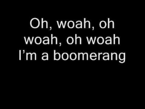Nicole Scherzinger - Boomerang lyrics