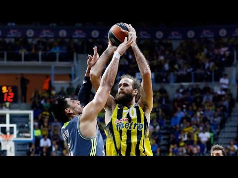 Highlights: RS Round 3, Fenerbahce Istanbul 77-66 Real Madrid