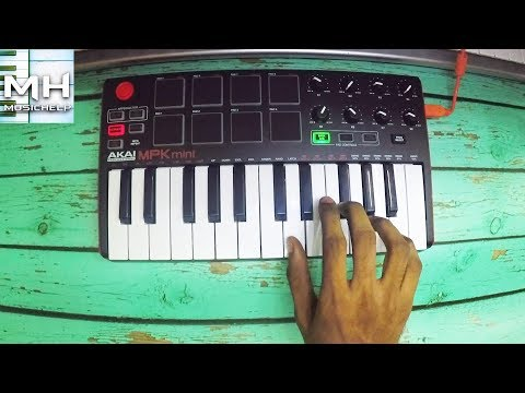 Imagine Dragons - Boomerang Instrumental Cover (Akai MPK Mini) Mp3
