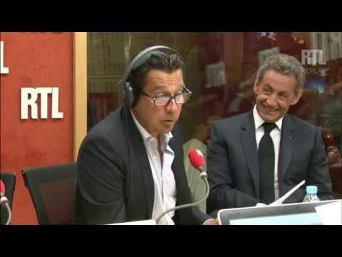 """Laurent Gerra face à Nicolas Sarkozy : """"Oui Nico c'est moi, non je n'ai pas changé"""" - RTL - RTL"""