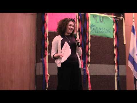 HASC Last Comic Standing 2012- Tova Lahasky!