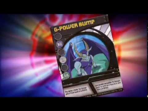 Blue Ability Cards