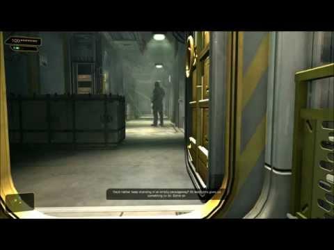 Let's Play Deus Ex: Human Revolution: The Missing Link 1: Brig