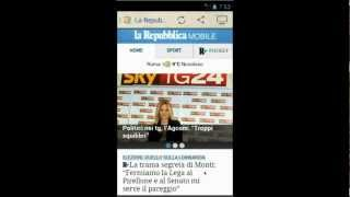 Quotidiani Italiani YouTube video