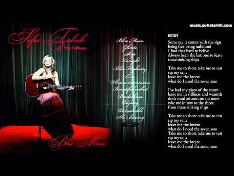 Sofia Talvik - 10. Odyssey - Blue Moon (YouTube Album)