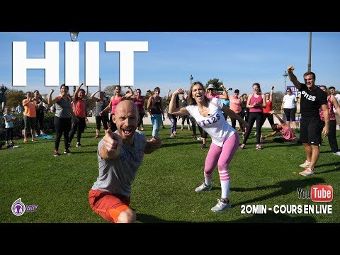 HIIT Fitness Workout - Move Your Fit