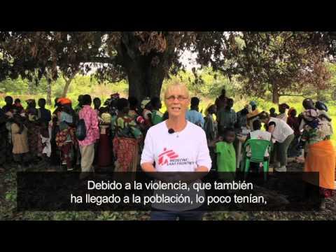 MSF detecta niveles alarmantes de malaria en sus proyectos en RCA
