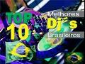 TOP 10 Melhores DJ´s do Brasil