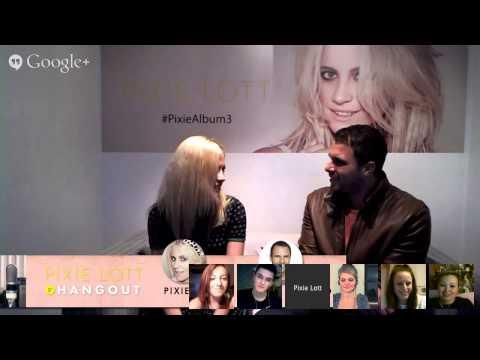 Pixie's Google+ Hangout 2013