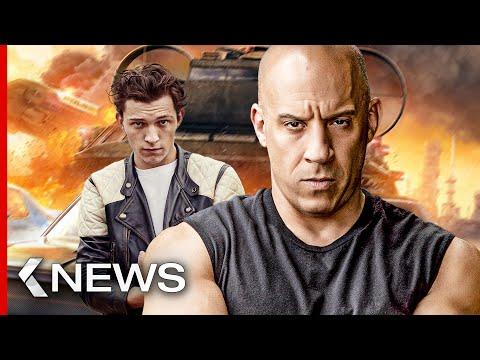 Fast & Furious 10 and 11, Thor 4: Love and Thunder, Avatar 2 villain... KinoCheck News