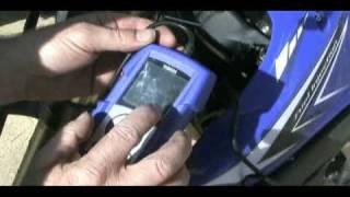 7. Yamaha YZ450F EFI Tuning Tool