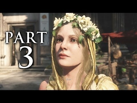 Ryse Son Of Rome Gameplay Walkthrough Part 3 - Trial By Fire (XBOX ONE)