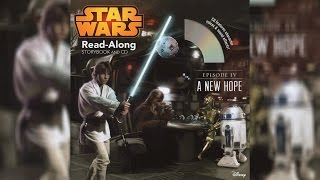 Video 2015 Star War Episode IV A New Hope Read-Along Story Book and CD MP3, 3GP, MP4, WEBM, AVI, FLV April 2018