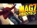 CS:GO - Mag7 HEROES!