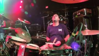 PIROSAINT Ignacio Orellana (Drum-Cam) The Chance (10/17/14)