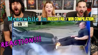 Meanwhile in RUSSIA FAIL/WIN Compilation - REACTION!!! by The Reel Rejects