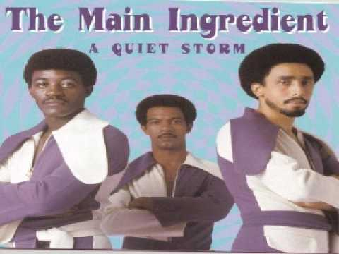 That ain't my style - The main ingredient