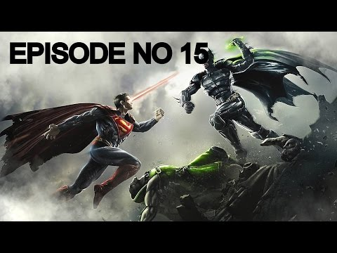 Injustice - Gods Among Us - Year Two Chapter 15 (2014): TO BE CONTINUED