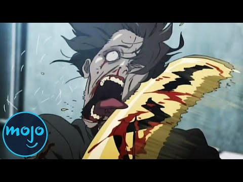 Top 10 Zombie Anime Series