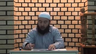 Hafizi, Dëshmori dhe Pasaniku (Hadith Madhështor) - Hoxhë Jusuf Hajrullahu
