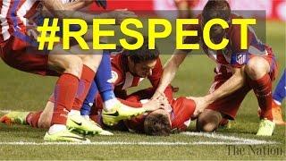 "Video Inilah ""Respect Moment"" Terbaik Dalam Dunia Sepakbola MP3, 3GP, MP4, WEBM, AVI, FLV Maret 2018"