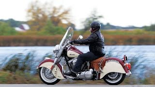 8. 2012 Indian Chief Vintage