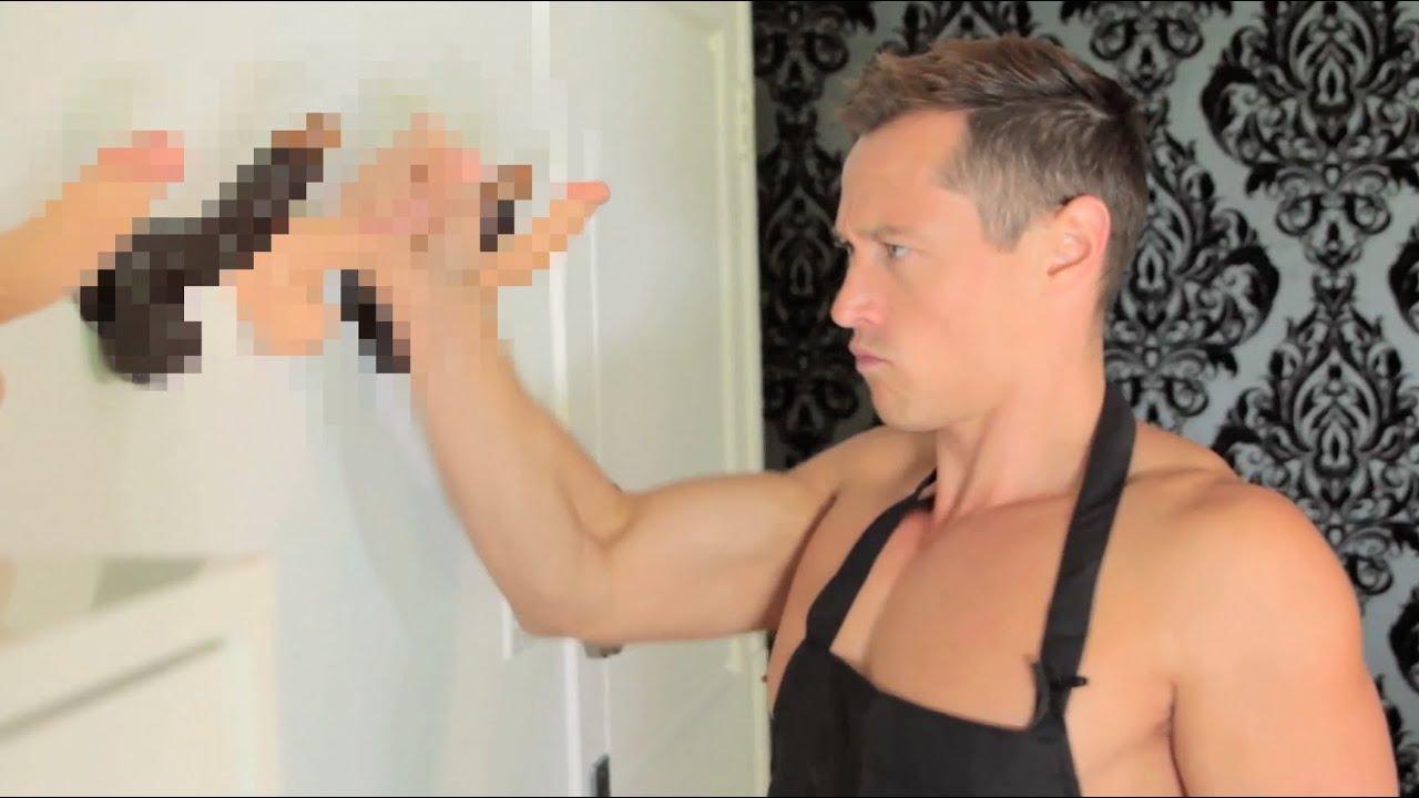 eigener penis als dildo erotische muschi