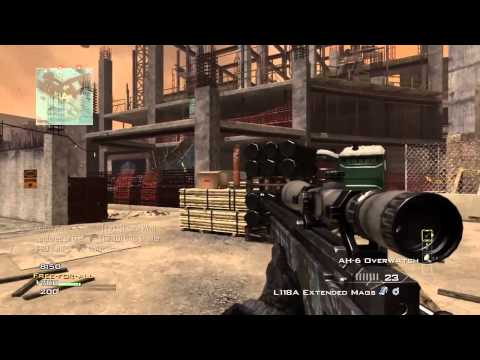 mw3 sniper gameplay - Hope you guys enjoy, OpTic Rated OG: http://www.youtube.com/user/rMRaTeD http://twitter.com/#!/OpTicRatedOG Check out Our sponsor, Imagine Customs: Website: ...