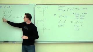 Intermediate Algebra Lecture 12.3