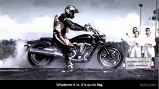 8. Yamaha Roadstar Warrior