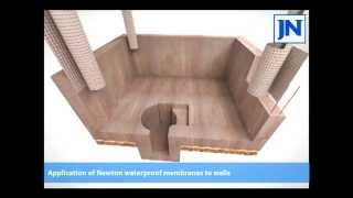 Basement Waterproofing Solution for New-Build and Existing Basements