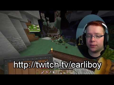 CraftAttack 5 LIVE! - http://twitch.tv/earliboy