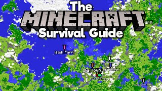 Mapping My Entire Minecraft World! • The Minecraft Survival Guide (Tutorial Let's Play) [Part 291]