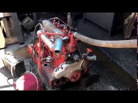 Reparatie motor tractor David Brown