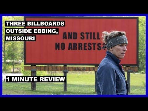 Three Billboards Outside Ebbing, Missouri | ORWAV Reviews