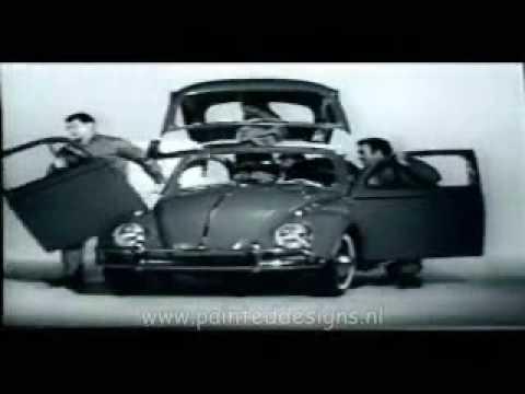 Reklamy VW Garbusa, cz. 1 0
