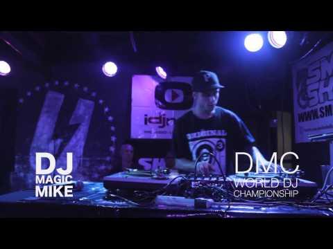 DJ Magic Mike 2013 DMC DC Regional DJ Battle