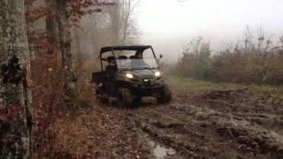 4. Polaris ranger 800 xp mud