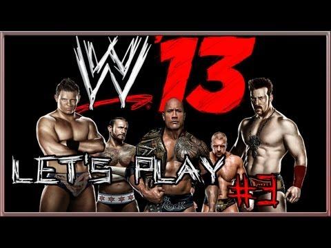 WWE 13: Attitude Era | Let's play #3