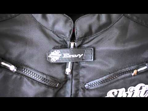 LeahStunt's Review of the Women's 2010 Shift Motorcycle Gear