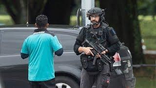 Неизвестные открыли стрельбу в мечетях в Новой Зеландии