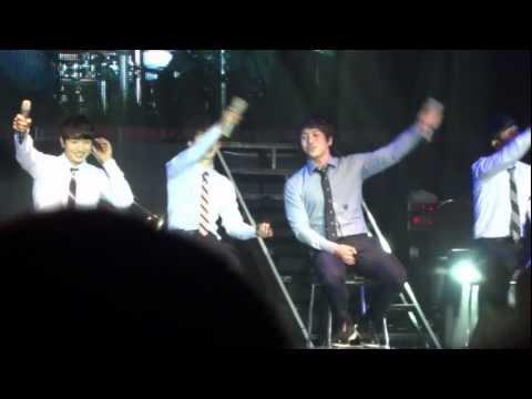 2AM Concert in Malaysia 2012 – Bila Terasa Rindu
