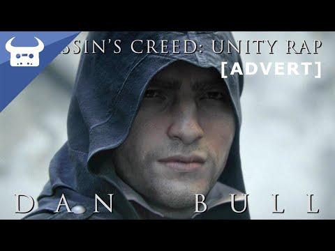 Tekst piosenki Dan Bull - Assassin's Creed: Unity Rap po polsku