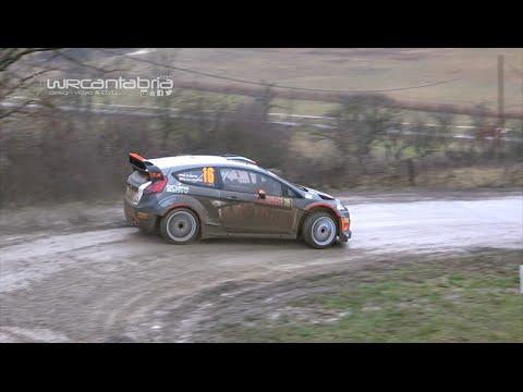 WRC Rally de Montecarlo 2015 | Shakedown | Drifts & Show