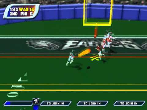 NFL Blitz Special Edition Nintendo 64